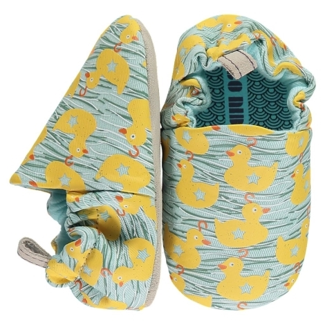 POCO NIDO Capáčky Mini Shoes Hook A Duck 6-12 měsíců
