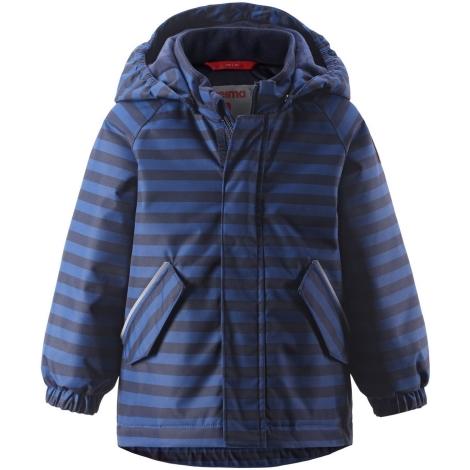 REIMA Dětská zimní bunda s membránou Antamois Jeans Blue vel. 104