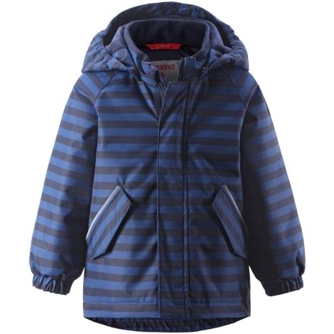 REIMA Dětská zimní bunda s membránou Antamois Jeans Blue vel. 110
