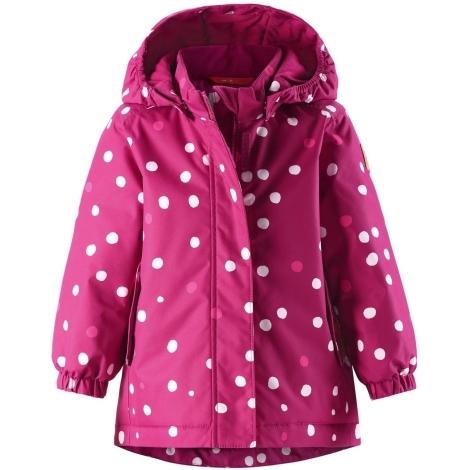 REIMA Dětská zimní bunda s membránou Aseme Cranberry Pink vel. 98