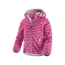 REIMA Fleece jacket Kortteli Pale pink vel.122