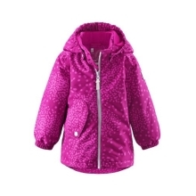 REIMA Jacket Sleet berry pink