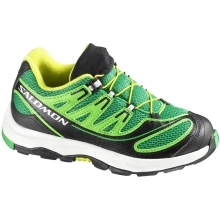 SALOMON XA PRO 2 K Clover Green/Black/Mimosa Yellow
