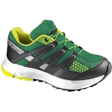 SALOMON XR Mission J Clover Green/Light Green-X/Mimosa Yellow