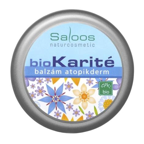 SALOOS Bio karité balzám Atopikderm 50 ml