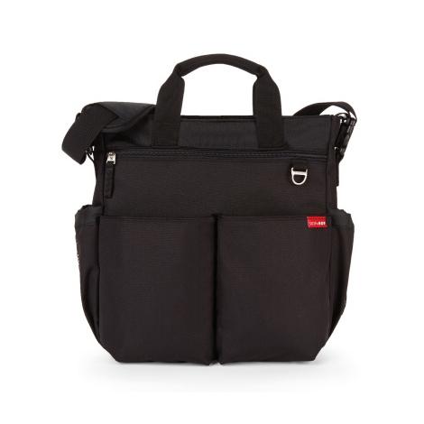 SKIPHOP Přebalovací taška Duo Signature černá