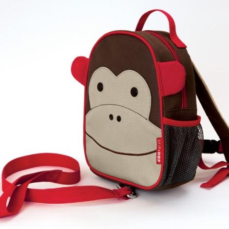 SKIPHOP Zoo Batůžek Mini Opička