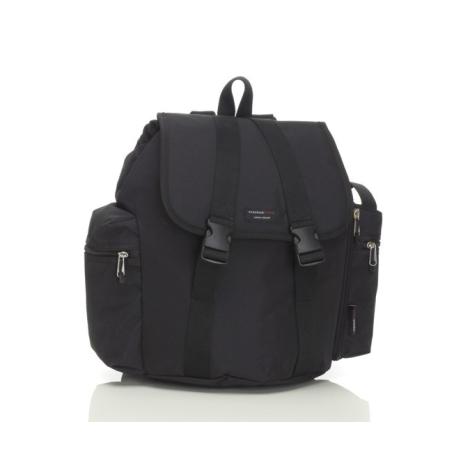 STORKSAK TRAVEL Cestovní batoh Backpack Black