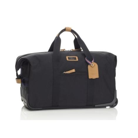STORKSAK TRAVEL Cestovní taška Cabin Carry-on Black