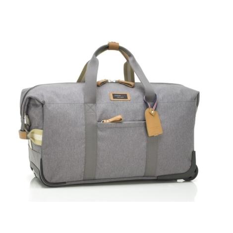 STORKSAK TRAVEL Cestovní taška Cabin Carry-on Grey