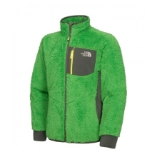 THE NORTH FACE Boys Blizzard Full Zip Flashlight Green
