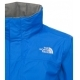 THE NORTH FACE Boys Resolve Jacket Nautical Blue