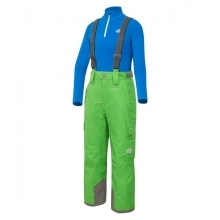 THE NORTH FACE Boys Skilift Insulated Pant Flashlight Green
