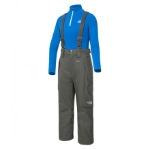THE NORTH FACE Boys Skilift Insulated Pant Graphite Grey