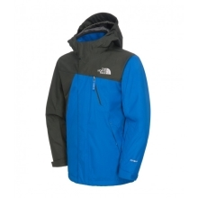 THE NORTH FACE Boys Skilift Triclimate Jacket Nautical Blue