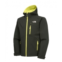 THE NORTH FACE Boys Softshell Jacket Black
