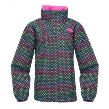 THE NORTH FACE Girls Dottie Resolve Jacket Black vel.XS