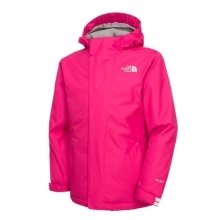 THE NORTH FACE Girls Insulated Open Gate Jacket Passion Pink