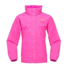 THE NORTH FACE Girls Resolve Jacket Linaria Pink vel.XS