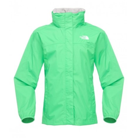 THE NORTH FACE Girls Resolve Jacket Mojito Green vel.XS