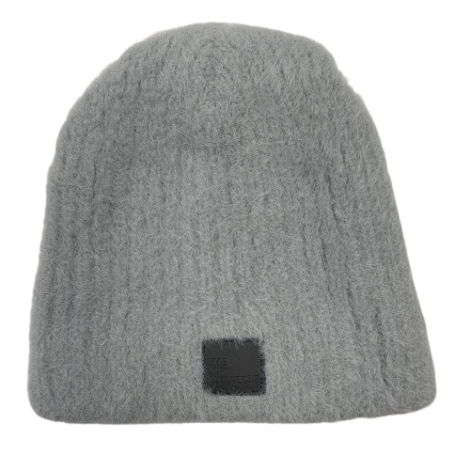 THE TINY UNIVERSE Čepice Warming Beanie Go Grey