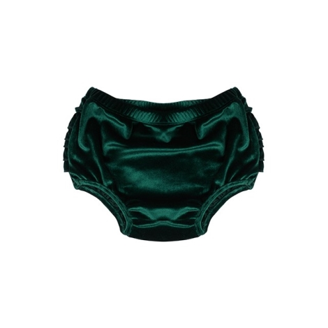 THE TINY UNIVERSE Kalhotky The Tiny Knickers Deep Green