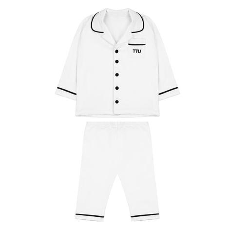 THE TINY UNIVERSE Pyžamo Black & White
