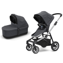 THULE Sleek Kompletní kočárek Shadow Grey