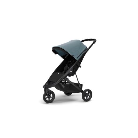 THULE Spring Stroller Black Teal Melange