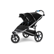 THULE Urban Glide 2 Double Jet Black