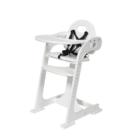 TIAMO Židle bílá