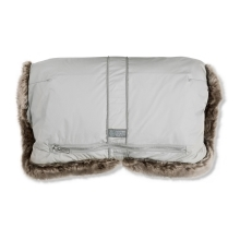VINTER & BLOOM Chic Návlek na rukojeť Silver Grey