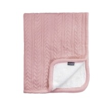 VINTER & BLOOM Deka Cuddly Dusty Rose
