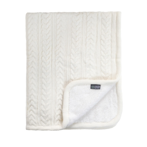 VINTER & BLOOM Deka Cuddly Ivory