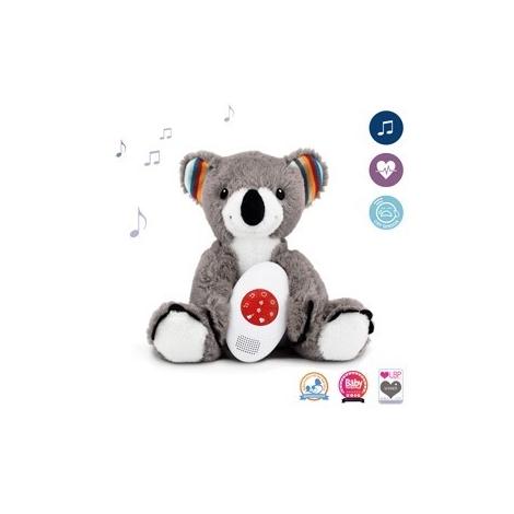 ZAZU Koala Coco Šumící zvířátko s tlukotem srdce a melodiemi